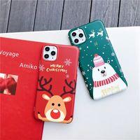 Noel IMD Telefon Kılıfları iPhone 13 Pro Max 12 Mini 11 XR 8 Artı Yumuşak TPU Kapak
