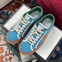 45٪ محدودة وقت الخصم 2021 شعبية العلامة التجارية عارضة الأحذية المألوف مصمم مختلف مشرق الملونة مريحة للرجال النساء دروبشيب