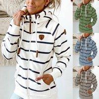 Women's Hoodies & Sweatshirts Fashion Women Hooded Oversize Female Slim Fit Long Sleeves Top Winter Warm Jackets Sweatshirt