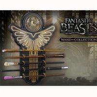 Nieuwe HP Metal Core Fanttic Wand Newt Queenie Goldstein Seraphina Magical Cosplay Gift X0522