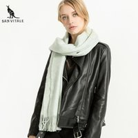Bandanas Scarves Women'S Scarf Winter Warm Chiffon Shawl Fashionable Palestine Cashmere Plaid For Dress Scarfs