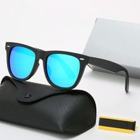 2021 مان فاخرة المرأة النظارات الشمسية مصمم العلامة التجارية الشمس النظارات الفرقة الاستقطاب uv400 الرجال النسائية النظارات الشمسية مع مربع وقضية