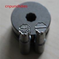 Candy C tablet cuscinetto per cuscinetti per cuscinetti rigido in acciaio Premere Punch Stampo Stampaggio Set di stampo Personalizza per la macchina TDP 0 / 1.5 / 5