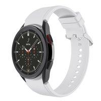 Watch Bands GOOSUU 20mm 22mm Silica Gel Band For Huawei GT 2 Pro 2e Strap Samsung Galaxy  45mm Active Gear S3 Color