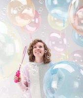 18 '' transparente claro bobo balão aniversário festa de natal casamento ornamento balloons bola gardon casa clube bar decorações crianças brinquedo A41002