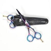 Nożyczki do włosów Ze Stali Nierdzewnej Barber Bangs Fryzjerstwo Broda Trimmer Brwi Bang Wąsy Nożyczek