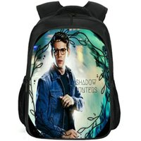 حقيبة الظهر جيس وايلاند shadowhunters daypack دومينيك شيروود المدرسية حقيبة التلفزيون صورة حقيبة مدرسية