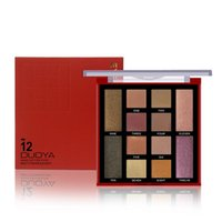 Colors Eye Shadow Palette Shining Matte Pigmented Cosmetics ...