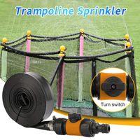 Pool & Accessories Trampoline Home Children Indoor Waterpark Sprinkler Outdoor Summer Toys For Kids Water Spray Gun Swimming