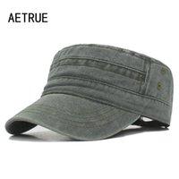 aetrue 패션 남자 야구 모자 스냅 백 모자 여성 캐스 퀘트 뼈 남성용 아빠 모자 브랜드 힙합 Gorras 빈티지 모자 모자