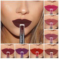 Lip Luminy Lip Gloss Liquid Liquid Liquid Rossetto 24 Color non sbiadisce il grasso di trucco della tazza antiaderente