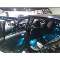 For VW Golf 7 7.5 GTI R 30 color door Multicolor Ambient Light Led for Golf 2014 - 2021 Car Interior Atmosphere Light