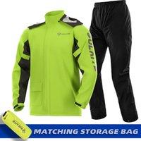 Raincoats Motocross Raincoat Suit Outdoor Waterproof Motorcycle Rainwear Shoes Cover Ultrathin Rain Coat Cycling Fishing Climbing Jackets