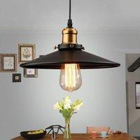 Industrial retro pingente lâmpada decoração salon edison loft estilo vintage luz e27 titular restaurante restaurante barra bookstore