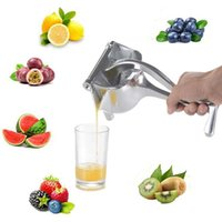 Juicers For Home Manual Juice Squeezer Aluminum Alloy Hand Pressure Juicer Pomegranate Orange Lemon Sugar Cane Kitchen Fruit Tool
