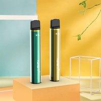 22 Colores Authentic Iget XXL Dispositivo desechable Kit de dispositivo de la batería de 950mAh 1800puffs precargados 4.8ml cartucho vape pluma