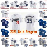 2021 золотая программа Dodgels Jersey 46 Corey Knebel 16 Will Smith 3 Chris Taylor 74 Kenley Jansen 45 Мэтт Бейз бейсбол пользовательских мужчин Женщины молодежь