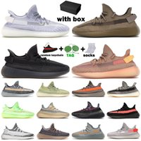2021 shoes erkekler kadınlar koşu ayakkabıları Kül İnci Karbon Zebra Toprak Kum Taupe Bred Mavi Tonu Bulut Beyaz kutu ile eğitmenler sneakers