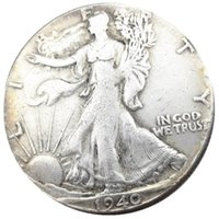 US 1940 PS Walking Liberty Half Dollar Craft Silver Plated Copy Coins metal dies manufacturing factory Price
