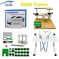 Ferramentas diagnósticas 2021 LED Testes de quadro BDM para BDM100 FGTech Chip Sintonizando com adaptador Master CMD ECU Programação 100