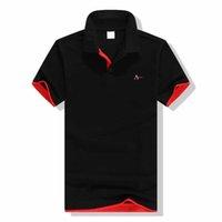 Reserva Aramy Erkekler Polo Erkekler Gömlek Marka Giyim Polo Gömlek Iş Rahat Katı Erkek 210707