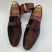 Homens genuíno casual mocassins pu sapatos de couro sapatos casuais sapatos broguespring clássico masculino casual f451