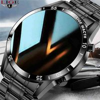Designer Watch Marke Uhren Luxusuhr IP67 Wasserdichte Sport Fitness für Android Smart 2021 Box