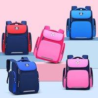 Backpack Space Primary School Children Unisex Comfortable Waterproof Spine Protection Lighten Burden Kindergarten Dance