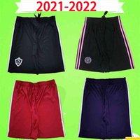 2021 2022 Inter Miami Soccer Shorts MLS Orlando D.C. United 21 22 Los Angeles Galaxy FC La Calças de Futebol New York Vermelho Preto Top Qualidade