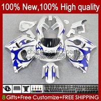 Suzuki GSXR 600CC 750 600 CC Blueflames Srad 1996 1997 1998 1999 Body 22No.139 GSXR750 GSXR600 750cc 96 97 98 99 00 GSXR-600 GSX-R750 96-00 페어링 키트