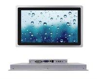 15.6 pulgadas 1920 * 1080 IPS Pantalla táctil capacitiva IPS Monitor LED industrial VGA / AV USB PC Monitores de exhibición de automóviles