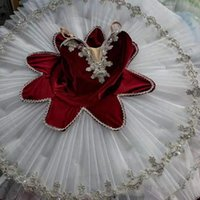 Stage Wear Ballet Tutu Adulto Women Professional Girls Child Kids Ballerina Party Dance Costumes Dress Girl