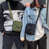 الصليب الجسم قنصل حقائب الكتف حقيبة الهيب هوب نمط الأزياء كوريا عارضة الأخضر الأسود البسيطة الحجم رجل المرأة الصلبة لون قماش الحقائب