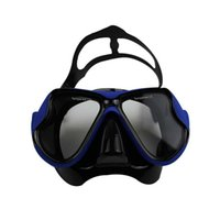 Wholesale- Professional Water Sports Spearfishing Scuba Myopia And Hyperopia Gear Swimming Goggles Diving Mask
