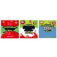 Bolsa de embalaje 600 mg picturas agridulces combinaciones tropicales gommy resalable etiqueta con cremallera con cremallera de flor seca