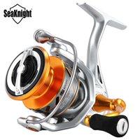 Seeknight Brand Rapidii Series 6.2: 1 4.7: 1 مكافحة التآكل LightPower LightPower Tech. 33lbs ماكس السلطة المياه المالحة الصيد الكارب
