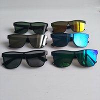 مصمم النظارات الشمسية للرجال الأزياء الكلاسيكية الأرز مسمار نظارات الشمس النساء العلامة التجارية تصميم القط العين النظارات