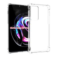 Transparent Cases For Motorola Edge 20 Pro Case Soft TPU Gel Skin Protection Clear Silicon Edge 20 Lite Cover