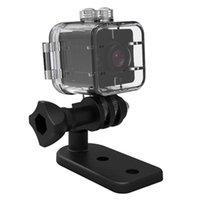Mini-Cam Full HD Wireless Camera Intelligente Überwachungsgeräte Remote-Netzwerk Wifi Night Vision-Kameras