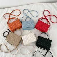Autumn and winter new shoulder bag trendy fashion small square bagd net red handbag casual trendyd cool