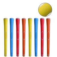 Golf Caoutchouc Grip Poignée Midsize Fils de carbone professionnel