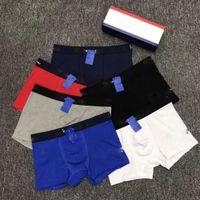 Men's Designer Cotton Underpants Boxer Sexy Classic Man Brands Underwear Shorts Briefs Panties Size M-2XL
