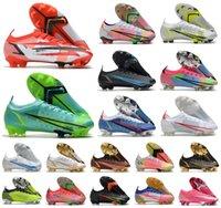 2021 Homens VA Pors Pors Dragonfly XIV 14 360 Elite FG Soccer Shoes SE Cr7 Ronaldo Impulse Pack MDS 004 Baixas Mulheres Crianças Botas de Futebol Botas Tamanho 39-45