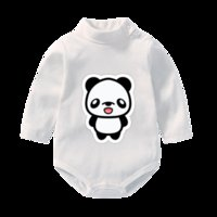 Rompers Born Infant Unisex Baby Boy Girl Bay Clothes 100% Cotton Knitted Fabric For Children 1