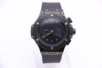 ساعة رجالية ميكانيكية رقم NX الحديثة أزياء الأعمال السوداء الفولاذ المقاوم للصدأ حالة الشريط المطاطي الهاتفي LV ستة دبوس تقويم متعدد الوظائف