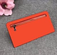 العلامة التجارية الشهيرة المطبوعة عملة محفظة الفرنسية أزياء السيدات مخلب bagswallet desiner النساء تحقق مجلد آلة أجرة تذكرة حامل الإناث محافظ