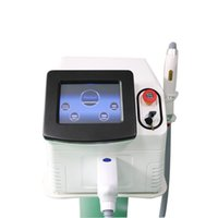 Picosecond portatile Laser Q Switch 755/1064/532 / 1320nm Bambola nera per tutte le lentiggini a colori Pigment Tattoo Macchina per la rimozione del tatuaggio