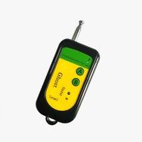 Hayalet Sinyal Bug RF Etkinlik Izci Dedektör Bulucu Tarayıcı Monitör Denetleyicisi Pinhole Gözetim Kamera GSM Kablosuz Cihazı Siyah Beyaz