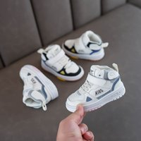 Infant Athletic Kids Shoes Toddler Sneakers Girls Basketball Boys Footwear Spring Autumn Childrens Moccasins Soft B7698