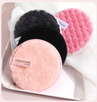 Sponges, Applicators & Cotton Sponge With For Cleaning The Face Makeup Removal Flutter Wash Flapping Reusable Wet